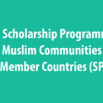 IDB Scholarship Programme for Muslim Communities in Non-Member Countries (SPMC)