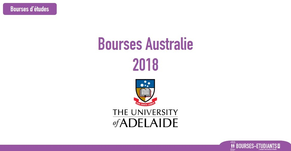 adelaide postgraduate coursework scholarships